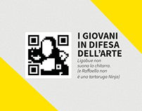 I Giovani in Difesa dell'Arte - Project Management