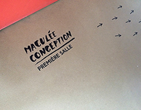 Maculée Conception