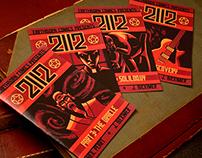 2112 Comic Covers