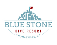 Blue Stone Dive Resort  |  Logo
