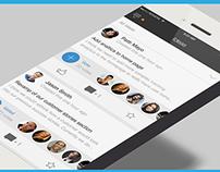 tibbr ideas app