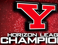 Horizon League Tournament Graphics