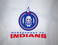 Montgomery County (KY) Indians athletic identity