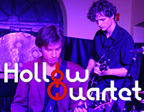 Hollow Quartet at Ufo Open Stage 2014
