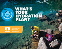 NATHAN Sports 2014 Hydration Campaign