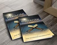 """Ramadan Has Arrived"" Book Cover"