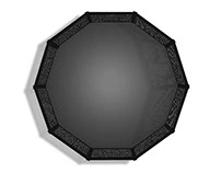 MMA Ring Template