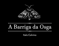 A Barriga da Osga - Illustrated book