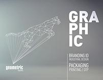 Geometric Studio Branding Identity