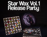 STARWAX x POSCA
