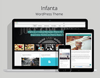 Infanta - WordPress Theme