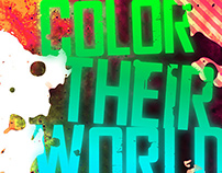 Color Their World