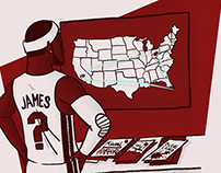 Lebron, What's It Gonna Be Bro?