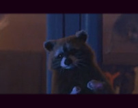 Schneider Electric - Life is on - Raccoon dance party!