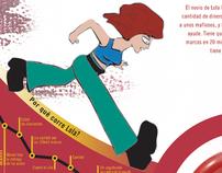 Run Lola Run Infography
