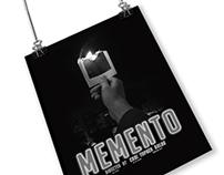 Movie Poster - Memento