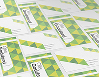 Self Promotion Business Cards