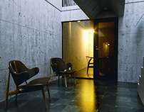 Ando Azuma Row House