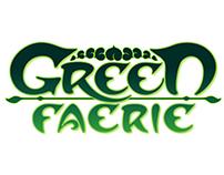 Green Faerie Logo