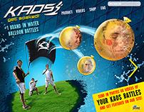Kaos Website