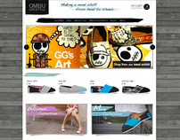 OMBU LifeStyle - Website 2011