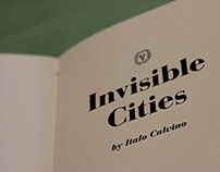 Invisible Cities Book