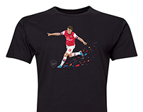 Arsenal FC Shirt Designs