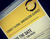 CONNECT Global Innovation Summit - Concept