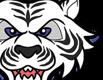 Personaje/Mascota de gimnasio FC Fight Club #Monclova