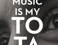 Music is my Tota
