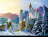 Smurfy Castle