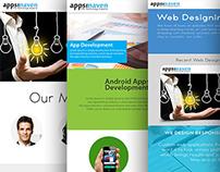 Appsmaven UI Project