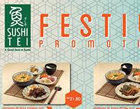 Sushi Tei festive promotion