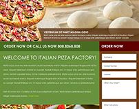 Italian Pizza Factory
