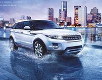 Land Rover Evoque - Shanghai