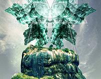 Poster Design 05 (Sigiriya)