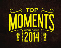 Top Moments from the World Cup Group Stages!