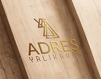 Adres Yalıkavak Concept Corporate Identity Design