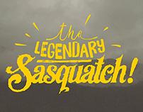 The Legendary Sasquatch!