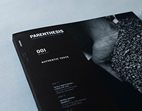 Parenthesis — Journal About Everything in Between