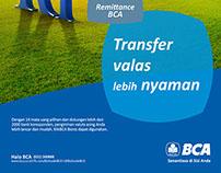BCA Remittance