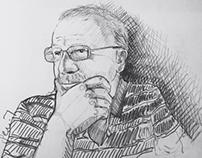 Cemal Şakar portrait
