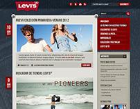 Levi's blog