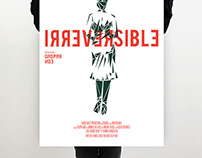 "POSTER: Movie Poster redux of Noe's ""IRREVERSIBLE"""