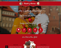 Wedding Theme PSD