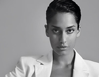 LISA HAYDON FOR MC INDIA