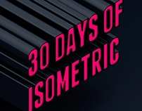 30 days Challenge - Isometric