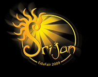 Branding for the pan-india activity SRIJAN