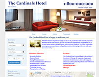 Hotel Rooms Booking System
