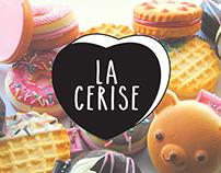 'La Cerise Shop' Logo Brand